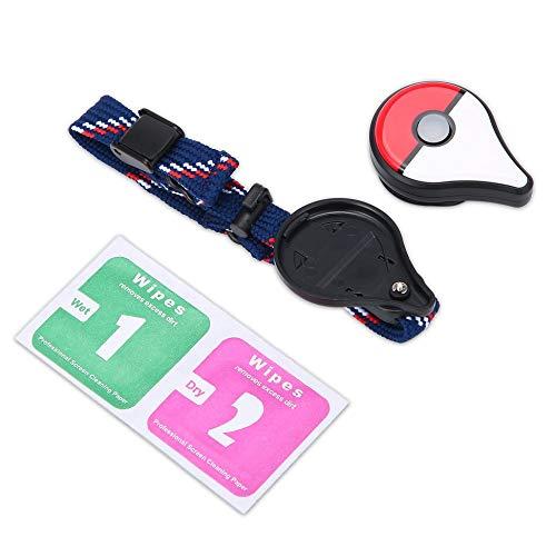 Newgreenca Professionelle Bluetooth-Armband für Pokemon GO Plus-Armband Armband Geräte