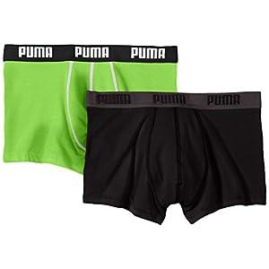 Puma Herren Bodywear Basic Shortboxer 2P