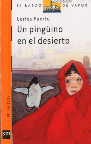Un Pingüino En El Desierto