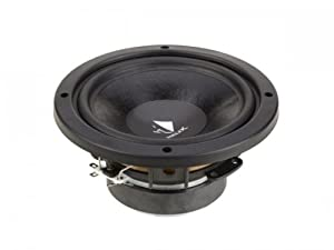 helix plug play 17 8 cm subwoofer 2x2 ohm pp7w amazon. Black Bedroom Furniture Sets. Home Design Ideas