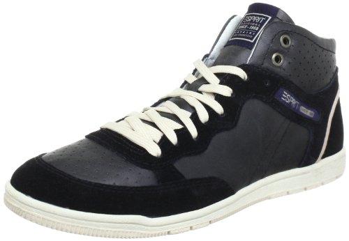 ESPRIT Randy Lu Bootie O13050 Damen Sneaker Schwarz (Black 001)