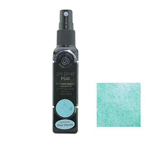 Cosmic Shimmer Tinten-Spray, 50ml–Farbe: Graceful Mint (Grün) (Machen Farbe Mischen Karte)