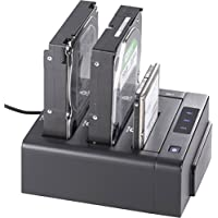 Renkforce USB 3.0, eSATA SATA 3 Port Festplatten-Dockingstation rf-docking-05