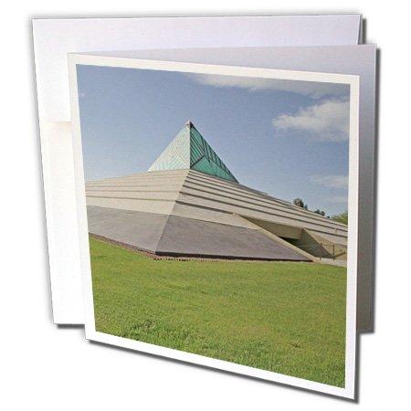 3drose Robert Brooks Ministerien Kirche Phoenix, Arizona-US03mgi0121-Mark Gibson-Grußkarten, 15,2x 15,2cm, Set 12(GC 88032_ 2) (Karten Kirche-einladung)