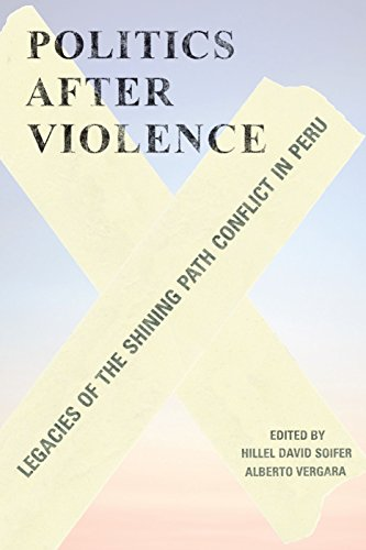 Politics After Violence: Legacies of the Shining Path Conflict in Peru