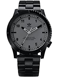 best service 6c7b8 36e15 Adidas Men s Analogue Quartz Watch with Stainless Steel Strap Z03-017-00