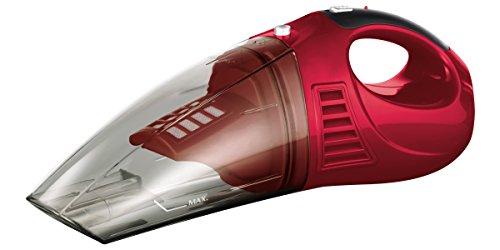 TV Das Original 08862 Cleanmaxx Plus - Aspiradora de mano para seco y húmedo, color rojo