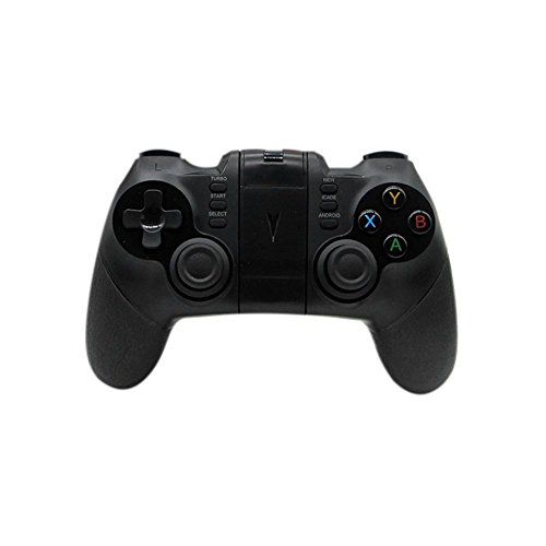 Kabellose Controller 2,4 G Bluetooth Gamepad Gamepad Controller für PS3 Wireless Gaming Controller für PC iOS Android Smart Phone Wireless Gaming Controller