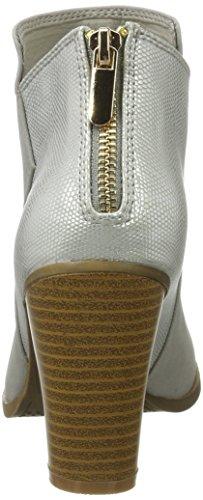 H.I.S Damen 45031 Kurzschaft Stiefel Grau (Gris)
