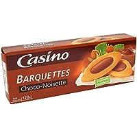 CASINO Barquettes Chocolat Noisette Gouter Enfant