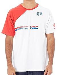 T-shirt Fox Hrc Gariboldi Optique White