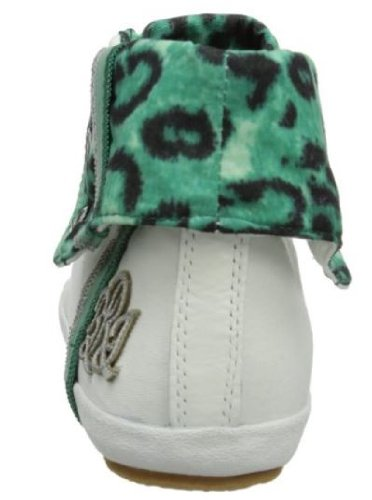 Replay  Brooke, Baskets mode pour homme Multicolore - blanc/vert