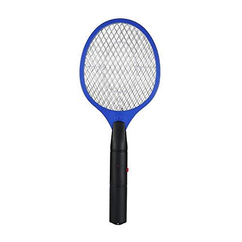 Moskito Fledermaus blau 3-lagig Mesh Insekt Wespe Moskito Schläger elektronische Fly Killer Bat Home Bug Swatter