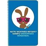 Moses 62204 Hattu Mini-Notizbücher - Preis pro 1 Stück