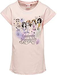 Lego Wear Lego Girl Friends Tallys 612, T-Shirt Fille