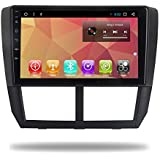Android 8.0 Octa Core Car Radio GPS Navi for Subaru Forester 2008-2012 Multimedia Player Car Auto Stereo no DVD Head Unit 9 Inch Navi WiFi Bluetooth (2+32 G ...