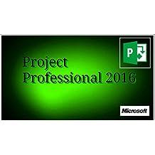 Microsoft Office Project 2016 Professional 1PC Original Vollversion 32/864-BitVollversion