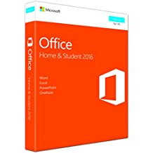 Microsoft Office 2016 - Home & Student (Windows) [1 dispositivo / versione perpetua]