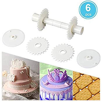 Four Cartoon Religious Buildings Moon,stars,tower,mosque Cookie Cutters Baking Molds,cake Decorating Fondant Tools Bakeware