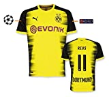 Trikot Herren BVB 2017-2018 International UCL - Reus 11 (L)
