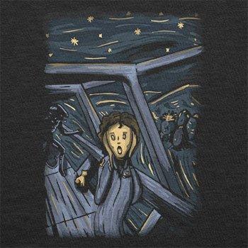 Texlab–Extraterrestrial Scream–sacchetto di stoffa Nero