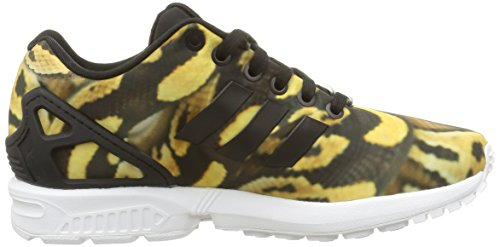 Adidas Zx Flux W Scarpe sportive, Donna Noir (Core Black/Core Black/Ftwr White)
