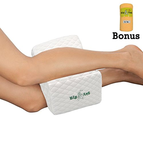 Orthopedic Knee Pillow for Sciatica Relief -