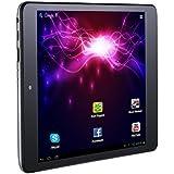 """Storex eZee'Tab785D11-S Tablette tactile 7,85""""(19,94 cm) (4 Go, Android, 1 Port USB 2.0, 1 Prise Jack, Noir)"""