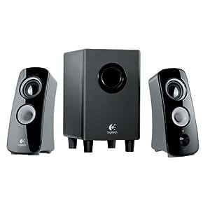 Logitech Z323 2.1 Lautsprechersystem 30 W RMS schwarz