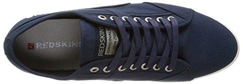Redskins Zivec Herren Sneaker Blau - Bleu (Navy/Blanc)
