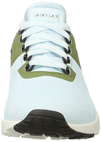 Nike Wmns Air Max Zero, Scarpe da Ginnastica Donna Turchese (Glacier Blue/Black/Ivory/Palm Green)