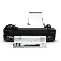Hewlett Packard DESIGNJET T120 24'' Plotter CQ891C#B19 A1/WLAN/610mm