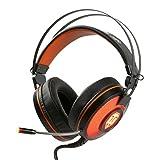 Konix WoT GH-40 - Casque Gamer PC Compatible PS4 - Audio 7.1 Surround Haute...
