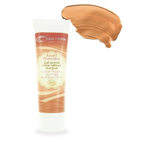 Farbe caramel-Gel Gute Mine Velous N ° 63caramel