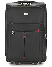 Valise cabine extensible DAVID JONES BA-5028 Noir 52,5 cm