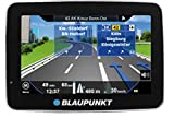 "Blaupunkt Navigationssystem TRAVELPILOT 40 EU PRO Europa (EUROPA, 4.3"" Display, Lifetime-Map-Update, TMC, GRATIS Schutztasche und Netzteil, 36 Monate Garantie) schwarz"