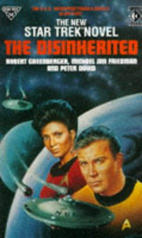 Cover of The Disinherited (Star Trek)