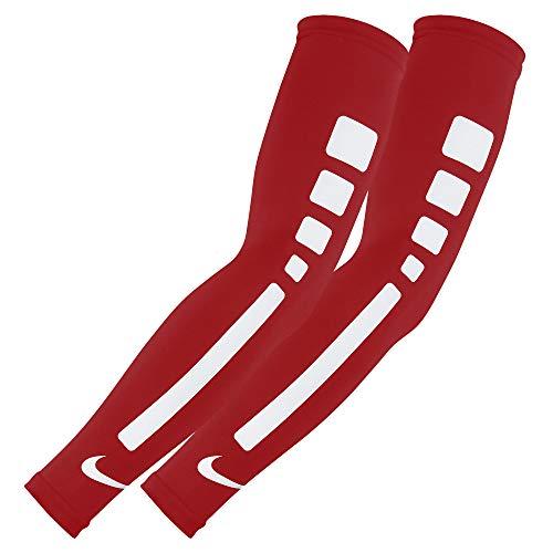 Nike Pro Elite Kompressionsüberzug/Bandage, Rot, S/M - Nike-ribbon