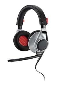 Plantronics RIG Stereo-Headset mit Mixer/Mikrofon für PC/Mac/Xbox 360/PS3 weiß