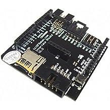 Interfaccia Shield per Arduino/multi-funzione di espansione/compatibile con Arduino/Supporta SPI Interface, IIC interface, SD Card, TLC5940