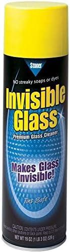 Stoner 91164 19 Oz Invisible Glass Aerosol Spray
