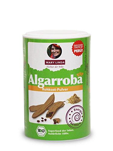 Preisvergleich Produktbild BIO Algarroba Rohkost-Pulver