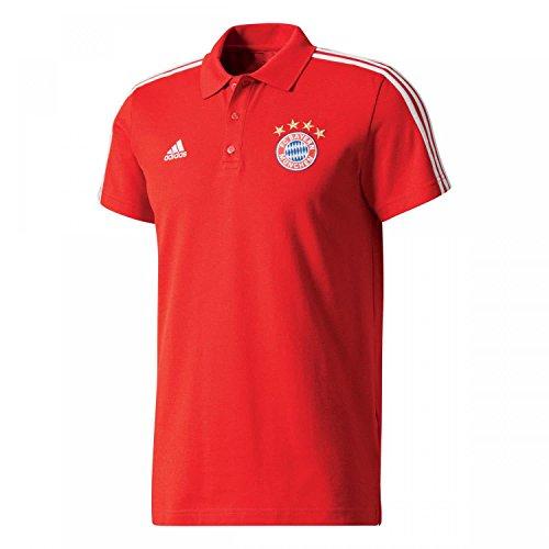 adidas Performance Herren Poloshirt rot XXL (Adidas Polo-shirt Rot)