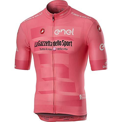 CASTELLI # Giro102 - Camiseta Ciclismo Hombre, Hombre