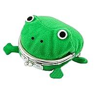 VBNC Creative Cartoon Frog Coin Purse Naruto Wallet Anime Coin Purse Green Frog Wallet Jj11026