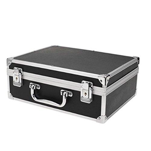 Tattoo-transport-box (ROSENICE Große Tattoo Set Koffer mit Schloss)