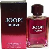 Joop! Pour Homme Eau de Toilette Spray for Men, 4.2 FL Oz/ 125 ml by Joop
