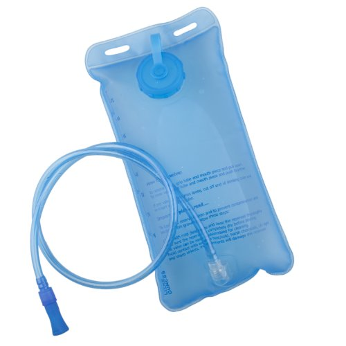 DIGIFLEX Sistema di idratazione per la conservazione e il rifornimento di acqua durante escursioni 2L