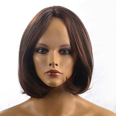HJL-2015 femmes mode chaleur naturelle ¨¤ Janpanese ondul¨¦s cheveux synth¨¦tiques r¨¦sistant ¨¤ la perruque M16540MF - 2612 # 24\\