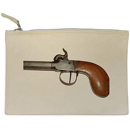 'Antike Gewehr' Clutch / Makeup-Fall (CL00007034) (Gewehre Gewehr Antike)